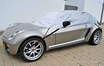 Smart Roadster Frost Free Winter Windows /& Heat//UV Summer Protection