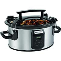 Crock-Pot Single Hand Cook Slow Cooker