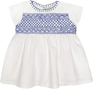 Bonnet a Pompon Dress For Girls