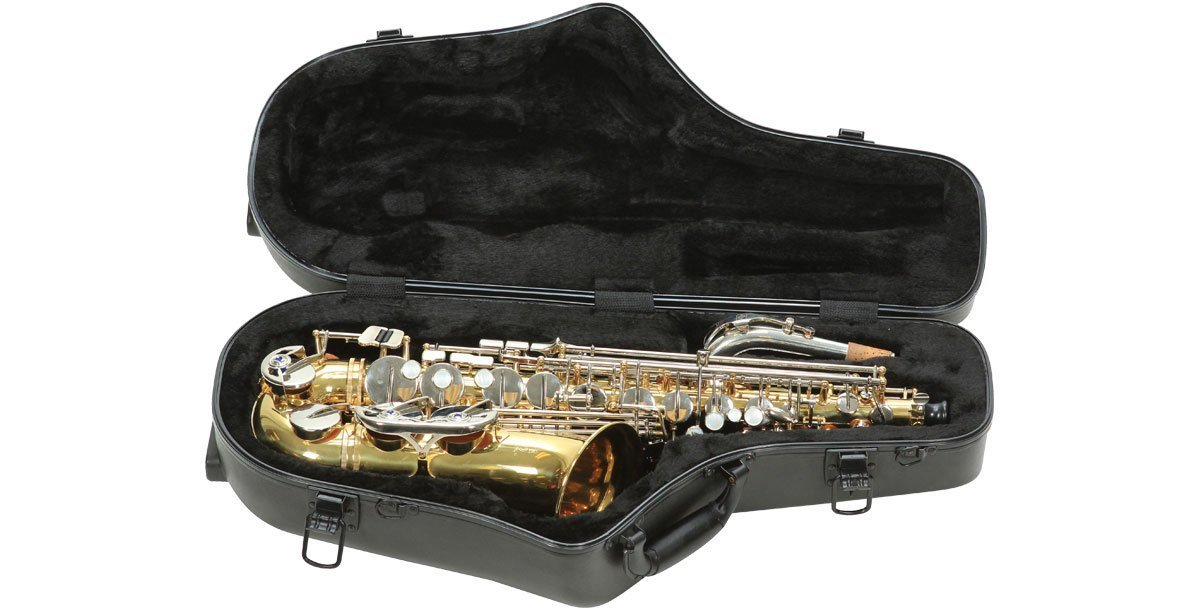 SKB Contoured Pro Alto Sax Case