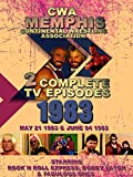 CWA Memphis Wrestling 2 Complete TV Episodes 1983
