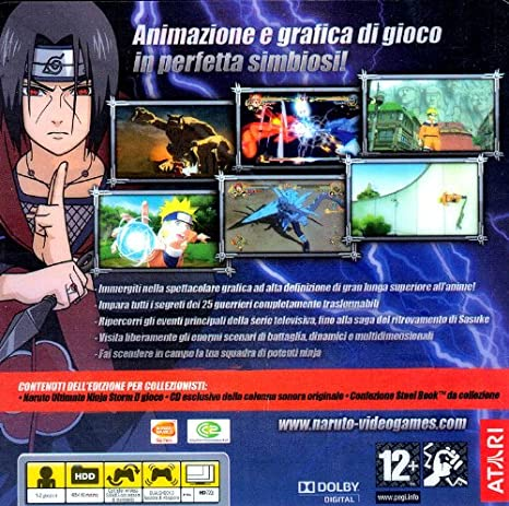 Amazon.com: PS3 - Naruto Ultimate Ninja Storm - Collectors ...
