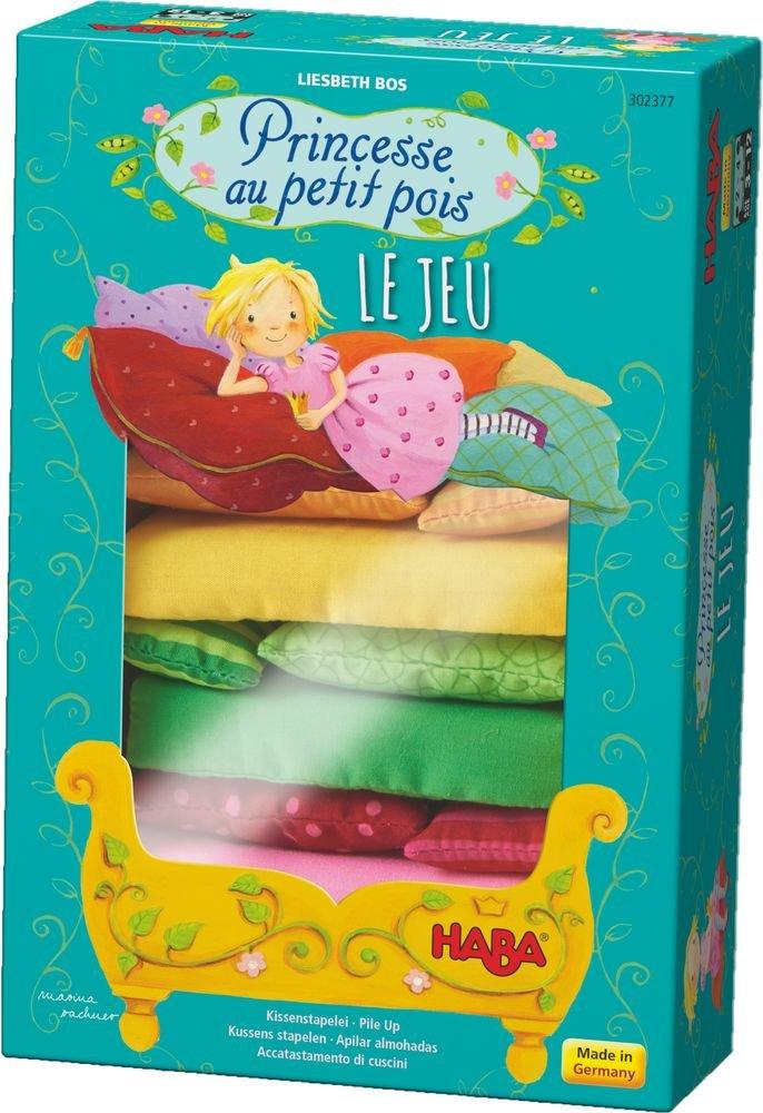 Haba Princesse au Petit Pois-Le Jeu, 302377