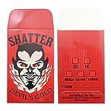 1000 Devils' Gold Premium Concentrate Wax Envelopes by Shatter Labels #129