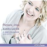 Porpora Arias featuring Karina Gauvin