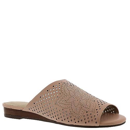 33d6477200b9 Aerosoles Women s Bitmap Slide Sandal  Amazon.ca  Shoes   Handbags