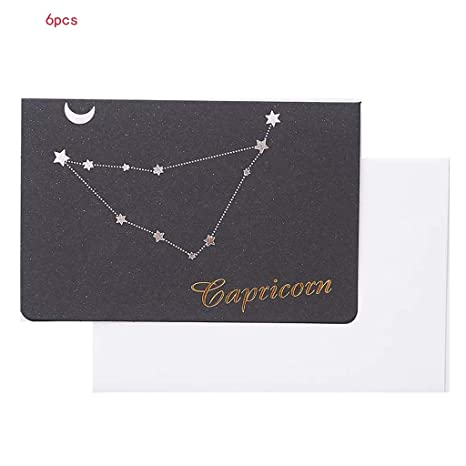 WATERMELON Tarjeta de felicitación Creativa de la constelación 12 ...