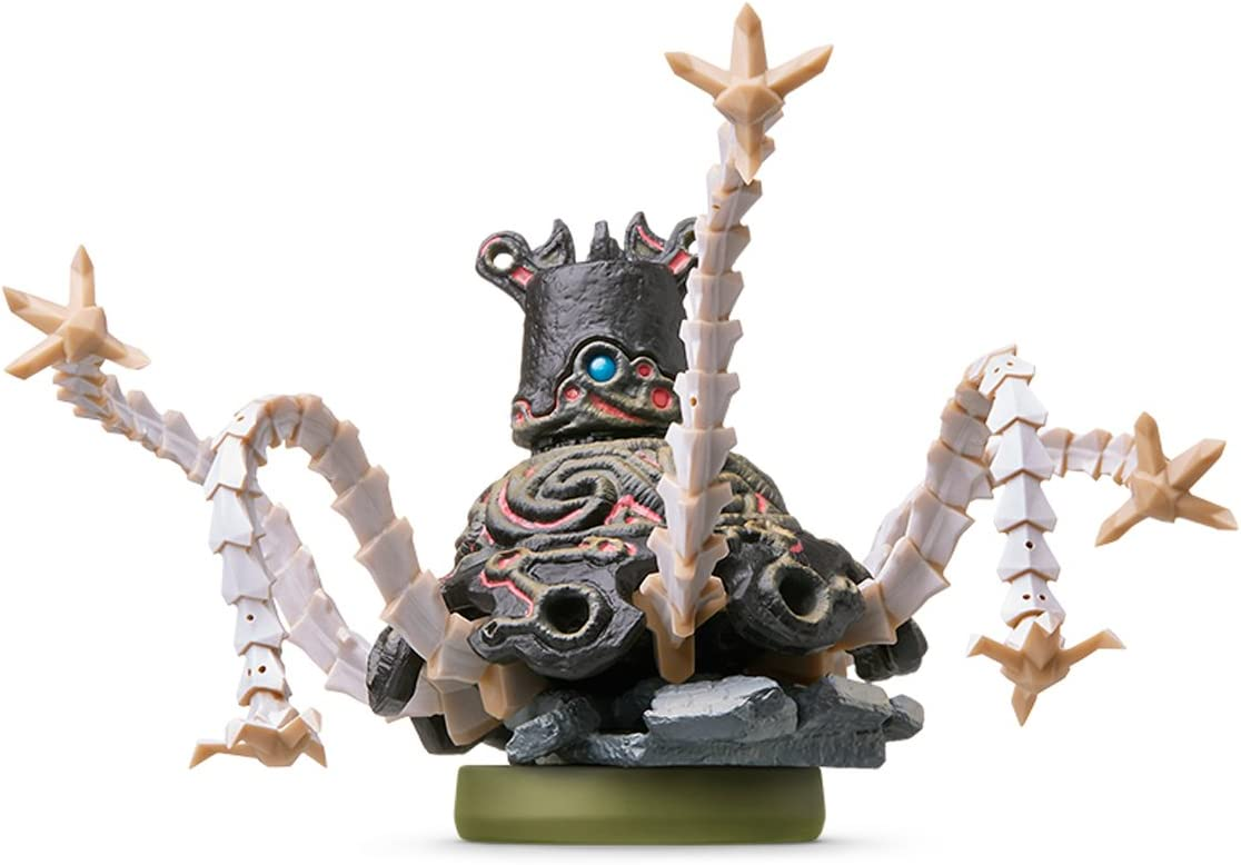 Amiibo Guardian - Legend of Zelda Breath of the Wild series Ver. [Switch / Wii U]: Amazon.es: Juguetes y juegos