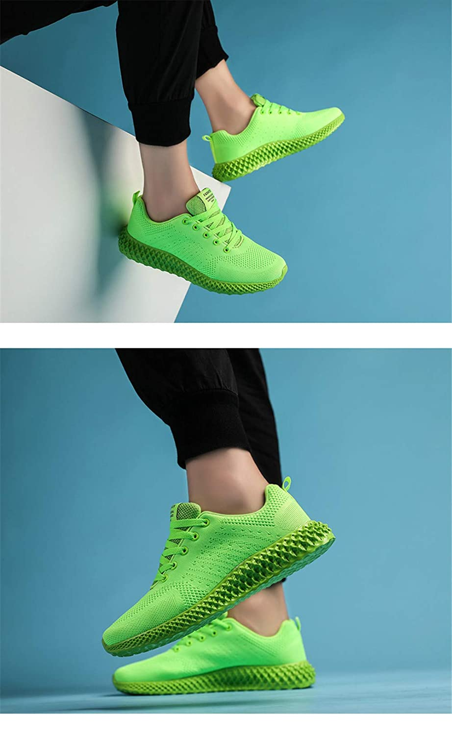 zuopingfang Fashion Women Casual Shoes Male Sneakers Lightweight Breathable Unisex Shoes
