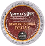 keurig pods newmans own - Newman's Own Organics SPECIAL BLEND DECAF 48 K-Cups for Keurig Brewers