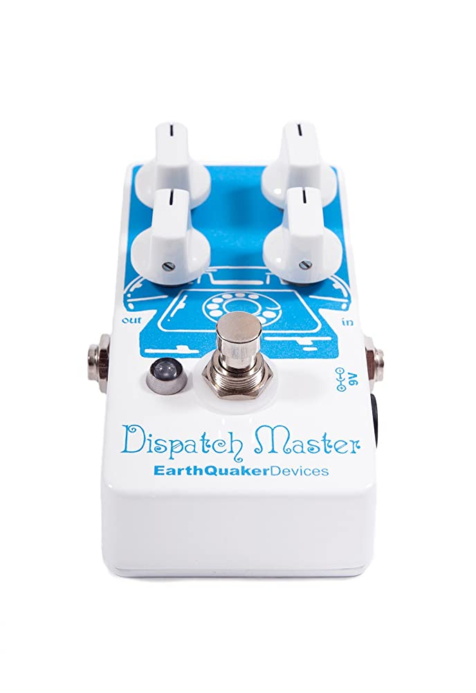 Best Reverb Pedal for Guitar Reviews in 2020 4