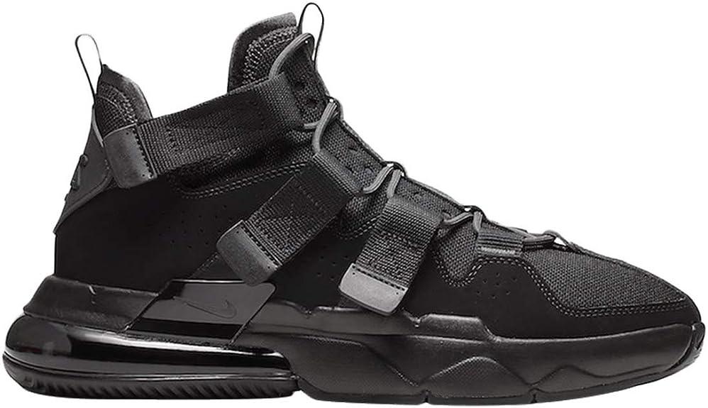 NIB Nike Air Edge 270 Size 10.5 Triple Black AQ8764-003 Mens Sneakers New Shoes
