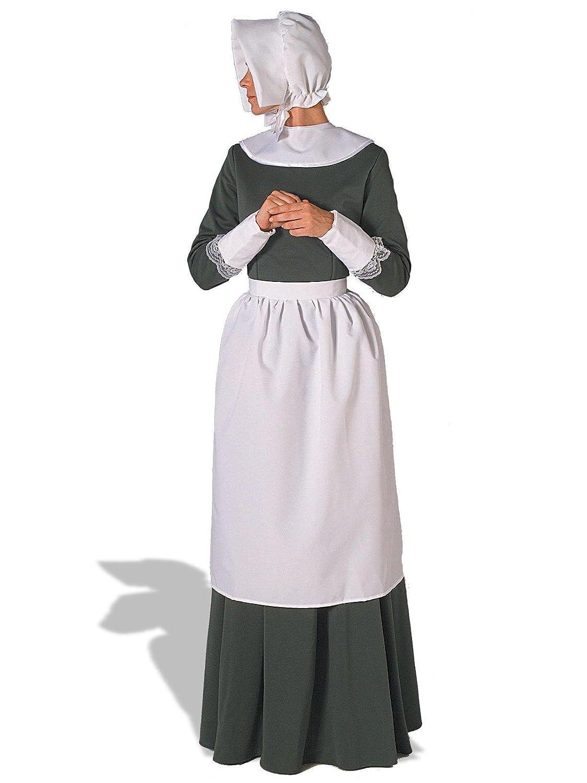 Adult Lady Pilgrim Costume Set Adult Std.