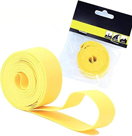 """4X MTB Mountain Bicycle Road Bike Tire Liner Puncture Proof Belt 26/"""" x 20mm"""