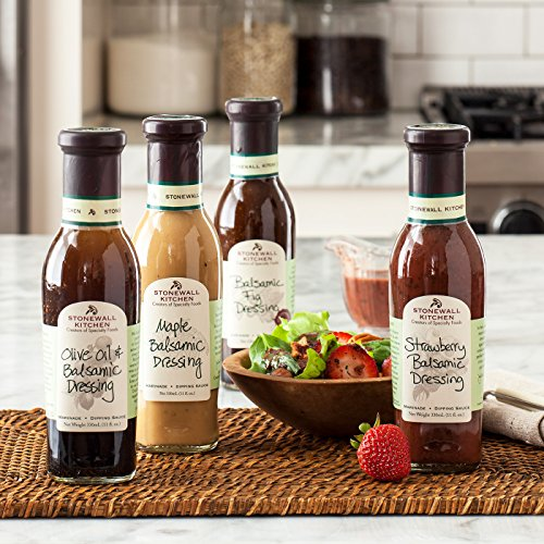 Stonewall Kitchen Our Balsamic Collection (4 pc)
