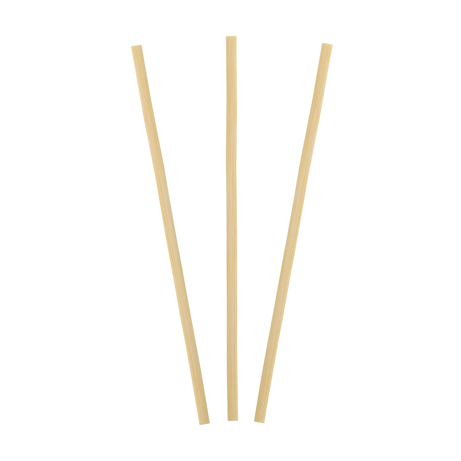 Royal 7'' Bamboo Coffee Stirrers, Case of 5000