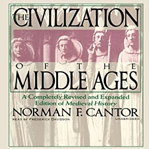 The Civilization of the Middle Ages Hörbuch