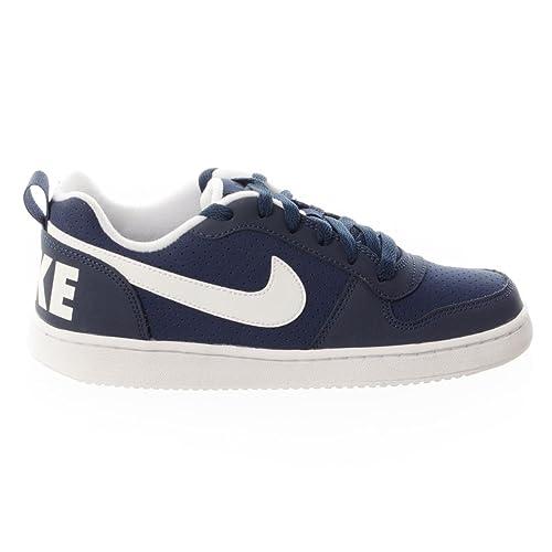 Nike Damen 839985 400 Court Borough Low (GS)