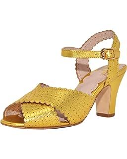 28c375258ec Amazon.com | Miss L Fire Loretta Women's Suede Leather Ankle Knot ...