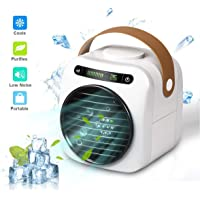Air Cooler Mini Refrigerador de Aire, Aire Acondicionado