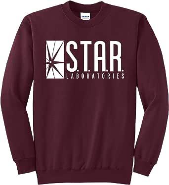 New York Fashion Police Star Labs Sweatshirt - Star Laboratories Crewneck