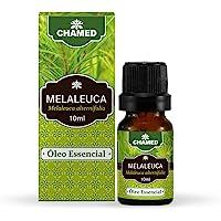 Óleo Essencial de Melaleuca Tea Tree 10ml, Chamed