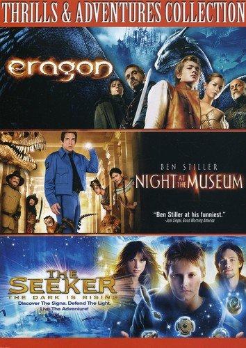 DVD : Thrills & Adventures Collection - Thrills & Adventures Collection (Widescreen, 3 Disc)
