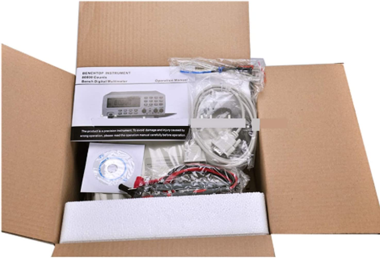HYY-YY Digital multimeter VC8145 Multimeter Desktop High Precision Digital RS232 Interface Multi-Function Multimeter Tools