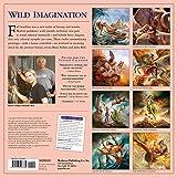 Boris Vallejo & Julie Bell's Fantasy Wall Calendar