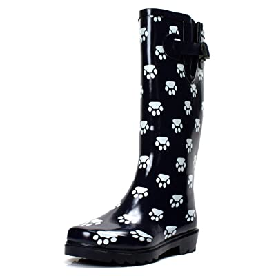 Own Shoe Women's Fashion Rain Boots Multiple Styles Available Waterproof | Mid-Calf