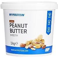 MyProtein Peanut Butter Natural Smooth Crema de Cacahuete - 1000 gr