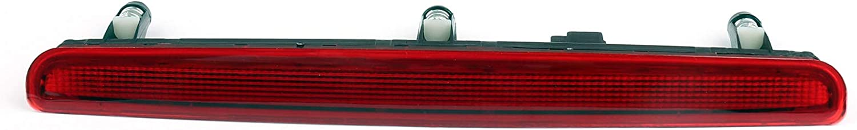 Artudatech Third Brake Lights for Car Red Third Centre High Level Led Brake Stop Light Stop Warning Light Tail Brake Light Lamp for V W Transporter T5 2003-2015
