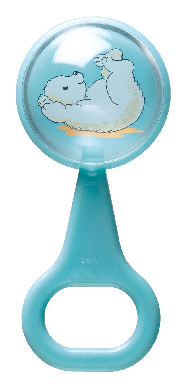 Bébé-jou 6060 – Sonaglio Pompon turchese