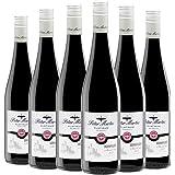 PeterMertes 彼得美德 铂金系列 丹菲特甜红葡萄酒 750ml*6 整箱(德国进口红酒)