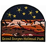 Grand Canyon National Park Travel Souvenir Embroidered Iron On Patch