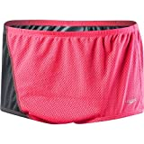 Speedo Men's Color Block Mesh Drag Swimsuit, Blaze Pink, 36