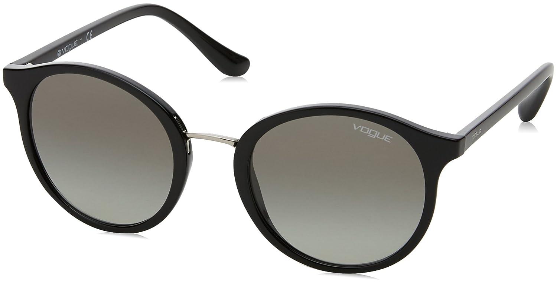 Vogue 0Vo5166S Gafas de sol, Black, 51 para Mujer: Amazon.es ...