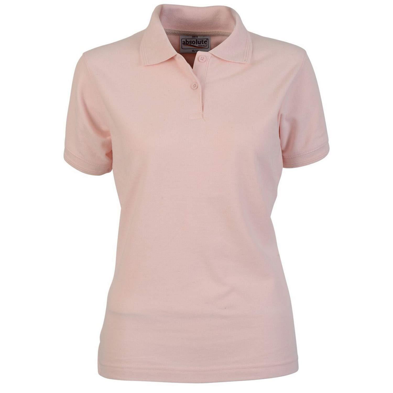 Absolute Apparel - Polo Entallado Elegante para Mujer (38-40 EU ...