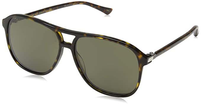 be2a34fc9c1 Image Unavailable. Image not available for. Colour  Gucci Men s GG0016S 003  Sunglasses ...