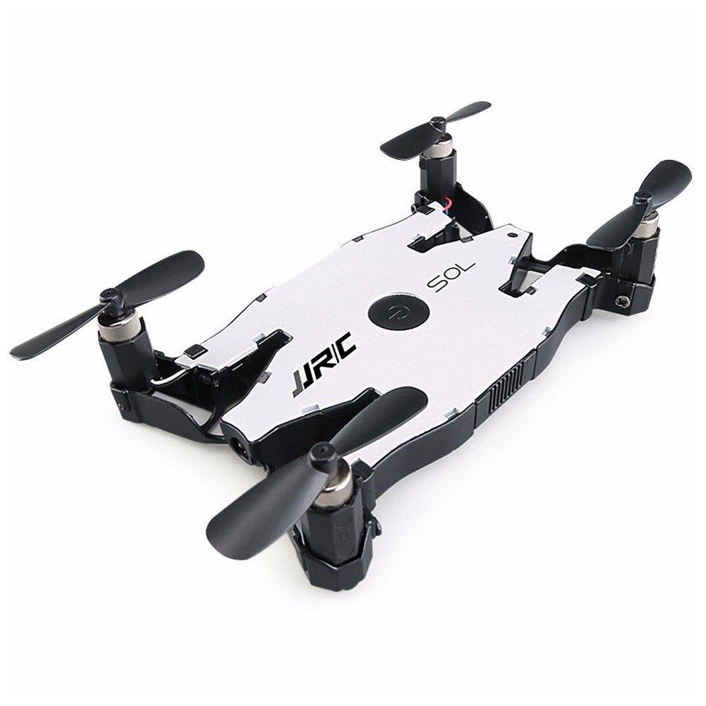 BEESCLOVER Butterfly Drohne Ultra Slim Drohne HD Wi-Fi Kamera mit Live Übertragung und Beauty-Modus, kompatibel mit iOS und Android