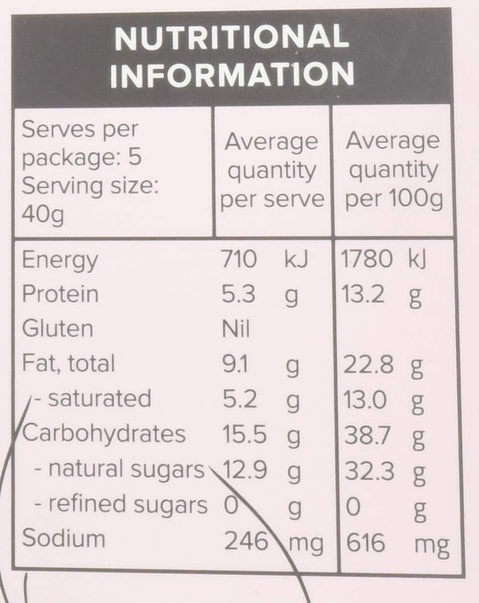 Health Lab Bolas de proteína Sarahs Day - caramelo de chocolate salado - 100% natural y vegano - sin gluten y sin lácteos - 5 cuentas: Amazon.es: Salud y ...