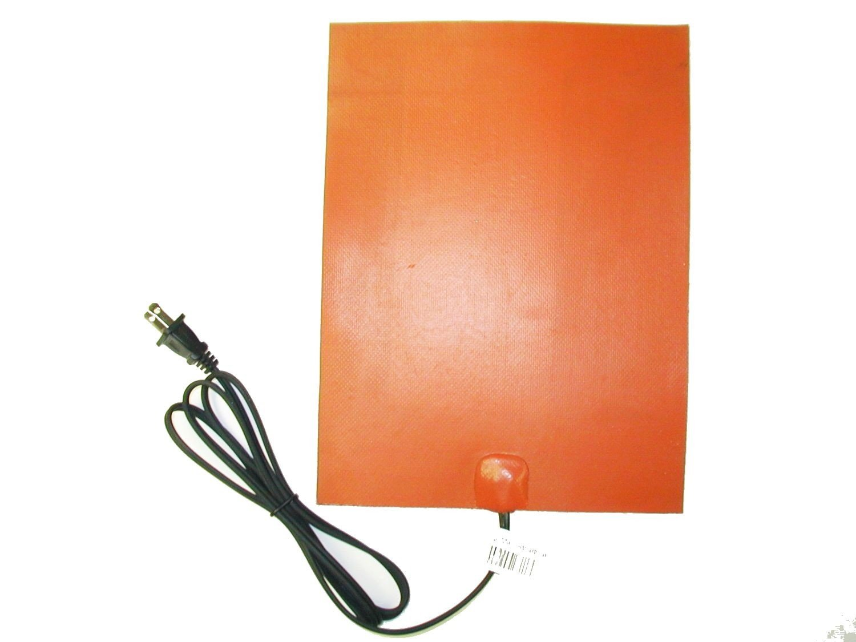 "Kat's 22400 60 Watt 5.5""x 8.5"" Battery Pad Heater"