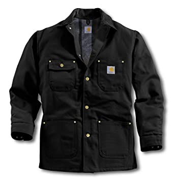 1500558774 Amazon.com: Carhartt Men's Big & Tall Blanket Lined Duck Chore Coat C01:  Outerwear: Clothing