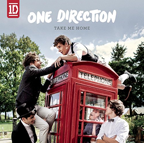 one direction albums - 2