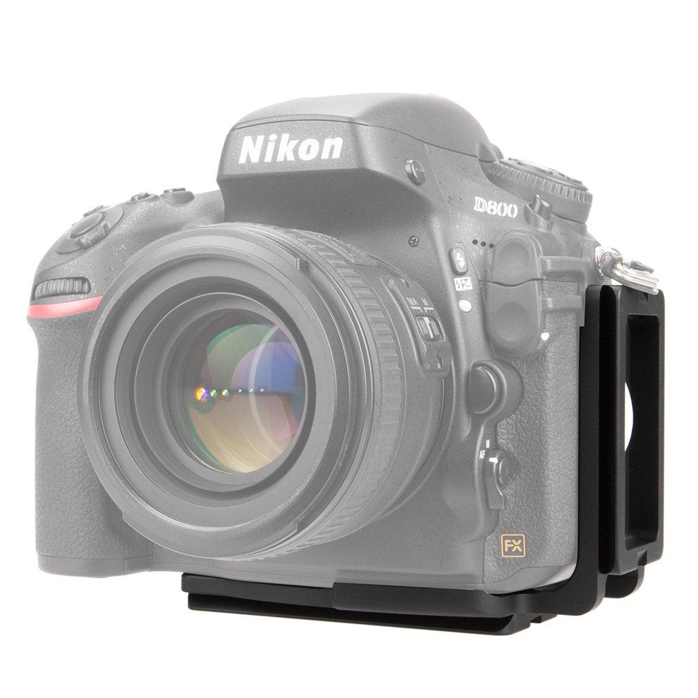 Negro Sirui TY-6DLBG Plato para Canon EOS 6D con empa/ñadura