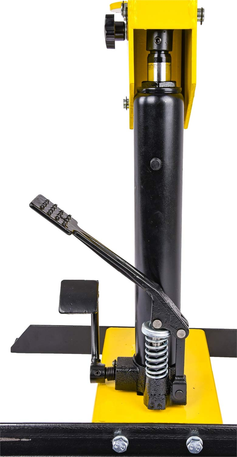 JEGS 80617 Strut Coil Spring Compressor Hydraulic Foot Pedal Assist Capacity: 1- by JEGS (Image #4)