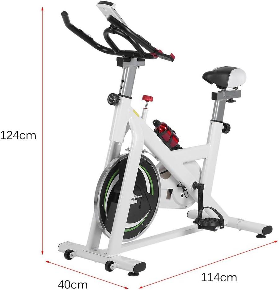 Salud y Fitness interior ciclismo – bicicleta estacionaria Ejercer ...