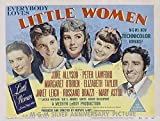 Little Women POSTER Movie (1949) Style B 11 x 14 Inches - 28cm x 36cm (June Allyson)(Peter Lawford)(Margaret O'Brien)(Elizabeth Taylor)(Janet Leigh)(Mary Astor)