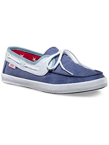 31528a634157cb Vans w Chauffette Black Fuchsia P – Chaussures de Bâche Femme - Bleu - Bleu