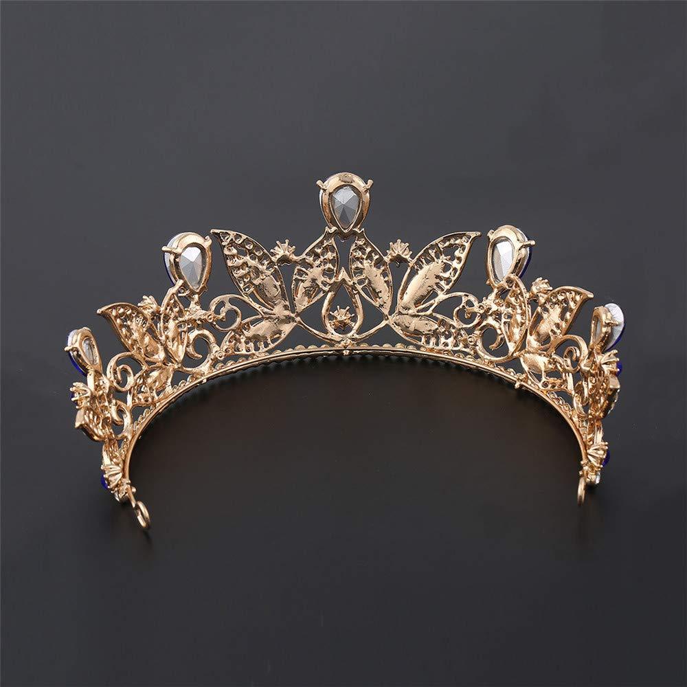 Utensilien Reiniger Qxntsl Hochzeit Krone Barocke Goldene